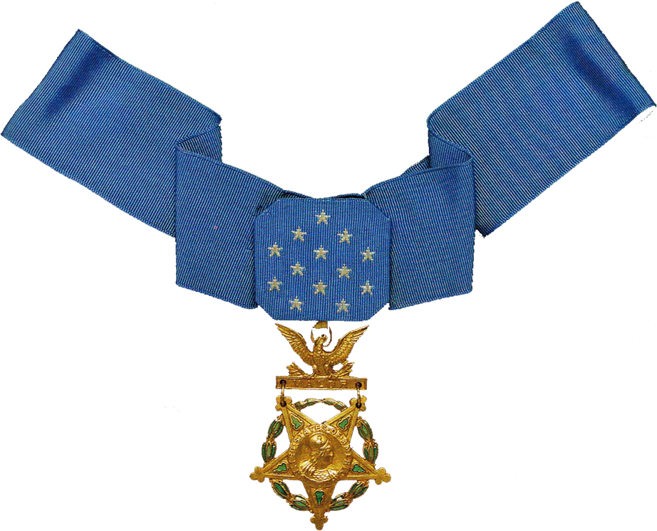 """A """"medal of honor"""" for  former Call of Duty general Byron Beede"""